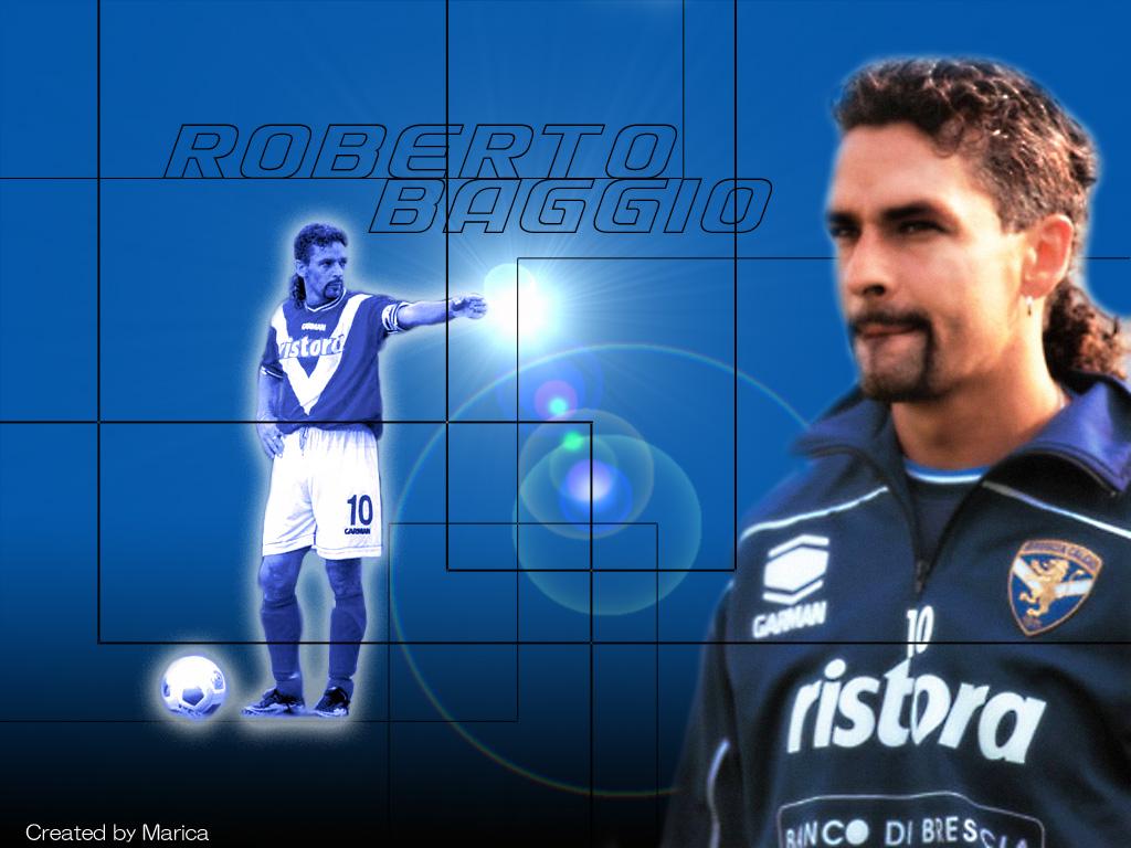 Roberto Baggio - Picture Colection