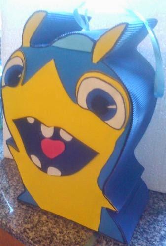 Piñatas Bajoterra