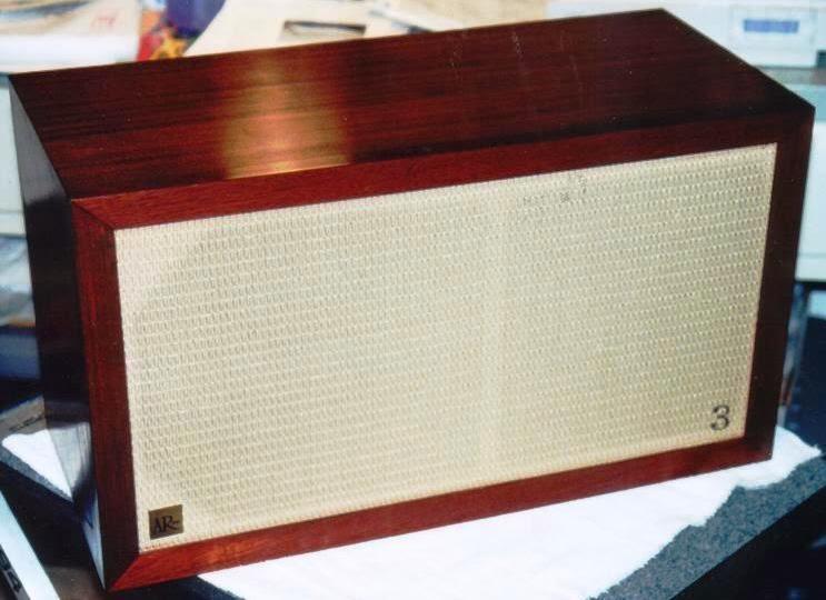 Acoustic Research AR 3 Speaker Review and SpecsAcoustic Research AR 3 Speaker Review and Specs  Vintage Speaker  . Restoring Old Speaker Cabinets. Home Design Ideas