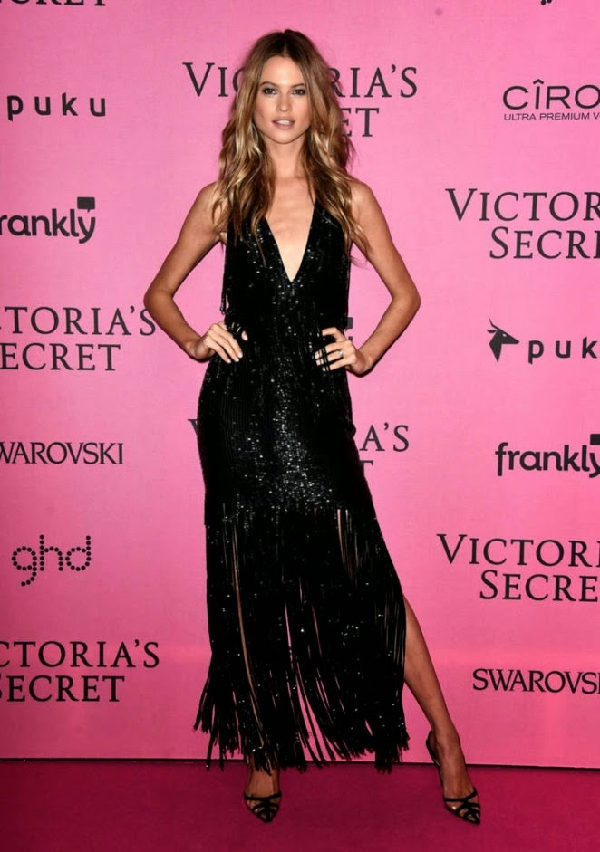 Behati Prinsloo – Victoria's Secret Fashion Show After Party in London