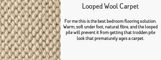 looper wool carpet