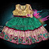 Embroidery Kids Frock