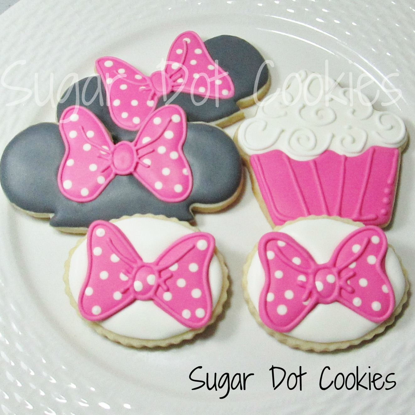 sugar fairy sweet: First Birthday Sugar Cookies with Royal Icing