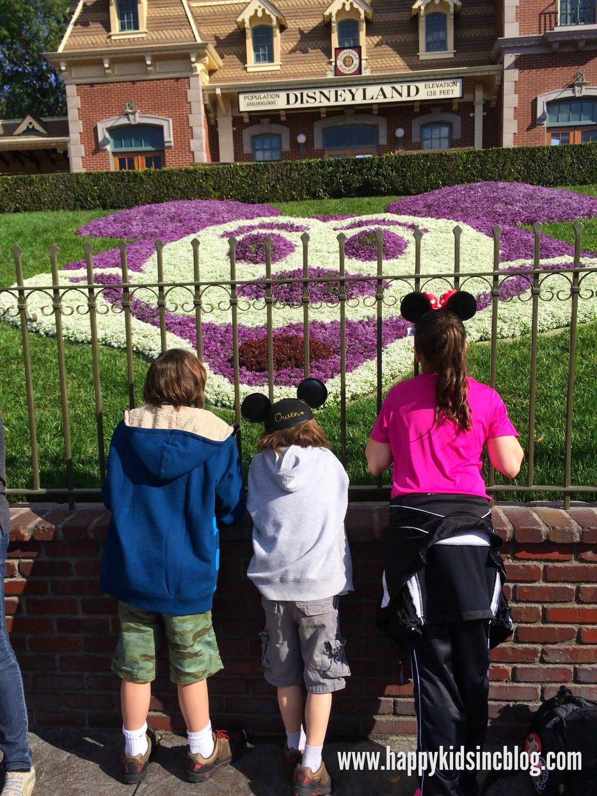 Disneyland Family Vacation Top Tips