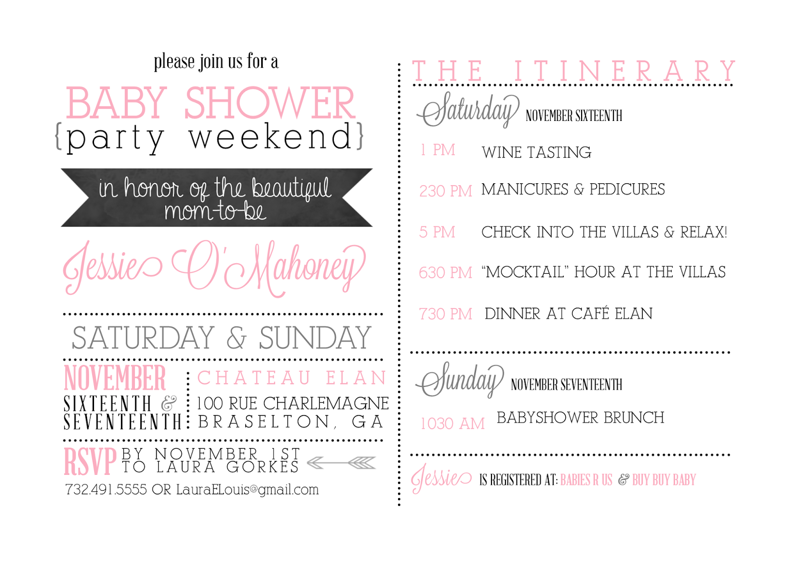 Bachelorette Invites Free is awesome invitation ideas
