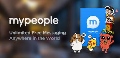 My People Messenger for Android apk terbaru