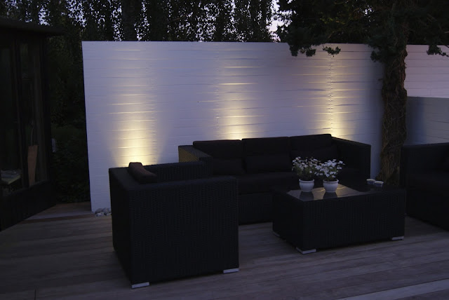 H(e)aven: lys på terrassen