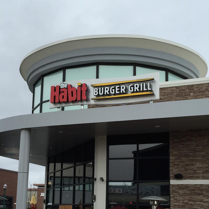 The Habit Burger Grill in Alameda, CA