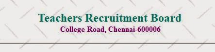 TNTET Direct Recruitment 2015 PG Assistants Answer Key, Result, Selection List