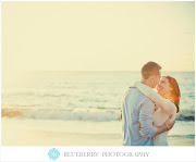 San Francisco Baker Beach Engagement Session . Anne & Josh (san francisco gorgeous natural light sunset beach engagement session )