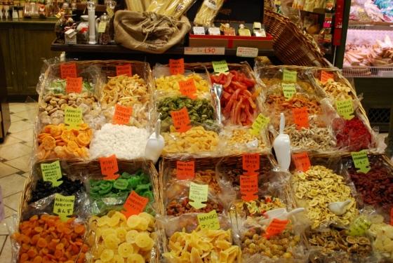 Mercato Centrale in Florenz