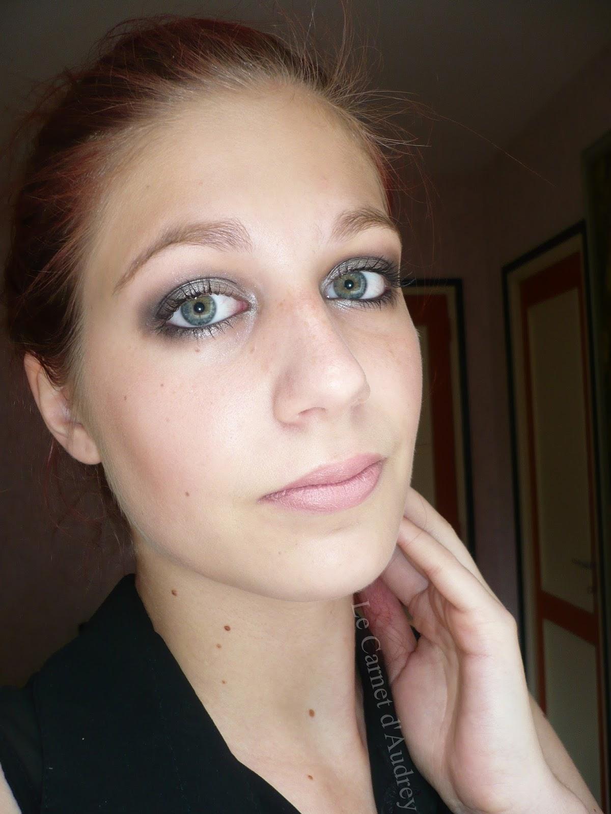 Maquillage smoky eyes de soir e - Maquillage smoky eyes ...