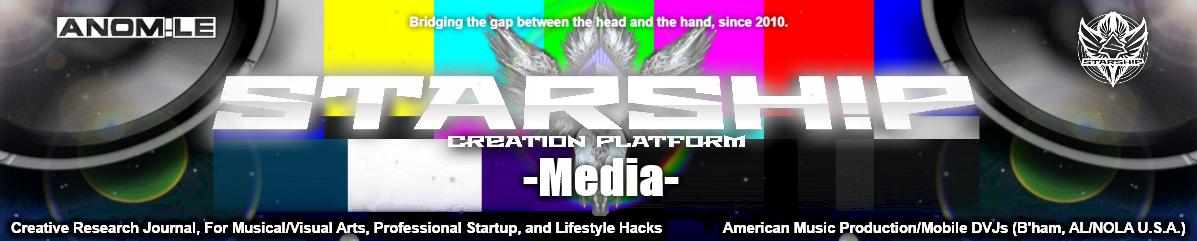 STARSH!P: Media