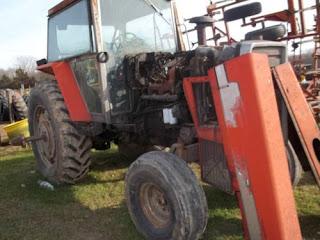 Massey Ferguson 2705 tractor parts