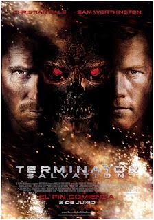 Terminator Salvation, McG, Christian Bale, con Sam Worthington, Bryce Dallas Howard, Helena Bonham Carter, Michael Ironside