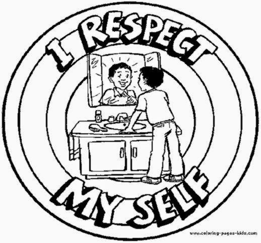 Respect Coloring Sheets Free