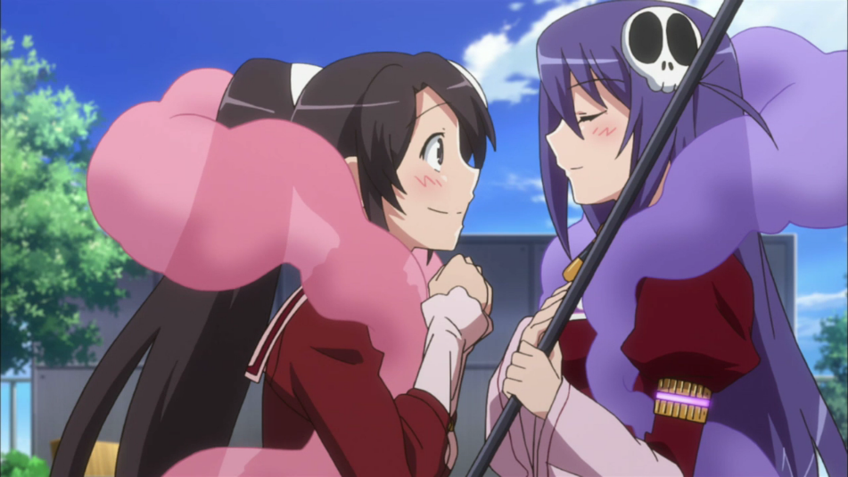 the world god only knows ii. The World God Only Knows 2