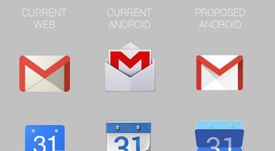 Google Akan Disain Ulang Ikon Aplikasi di Android ?