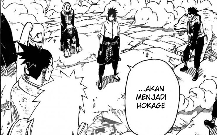 Download Naruto Chapter 631 Bahasa Indonesia