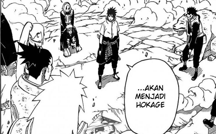Download Naruto Chapter 631 Bahasa Indonesia