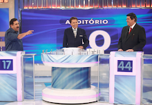RATINHO E DATENA PARTICIPAM DO PROGRAMA SILVIO SANTOS DESTE DOMINGO