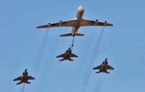 IAF air refueling