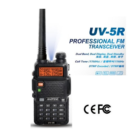 Handy Transceiver BAOFENG UV-5R