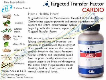 Cardio, produsul ideal pentru sistemul cardiovascular
