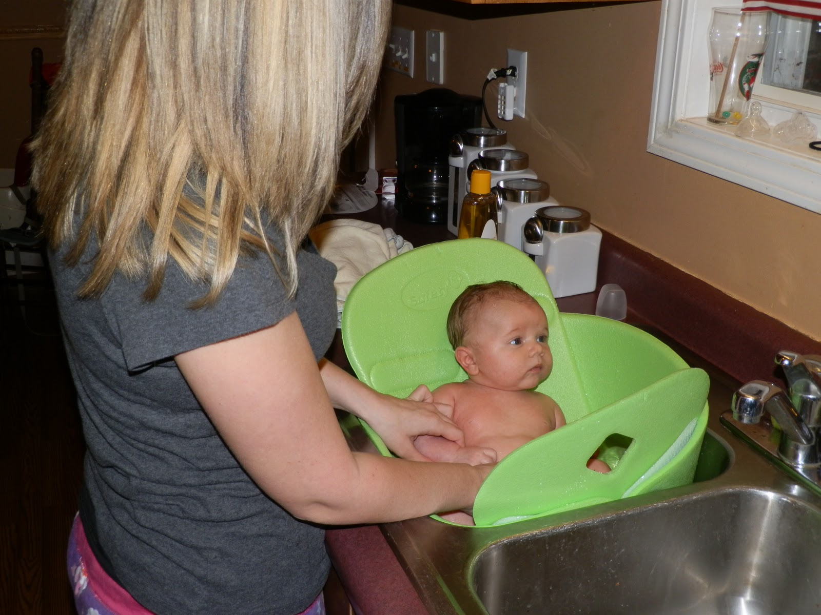 The Not-So-Secret Confessions of a Second Time Mom: Safety 1st Sink ...