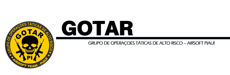 GOTAR - Airsoft Piauí