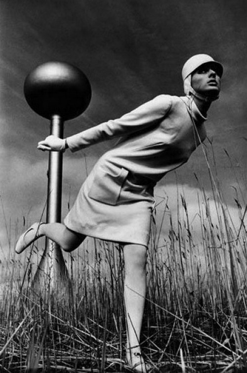Gosta Peterson 1960s fashion photo