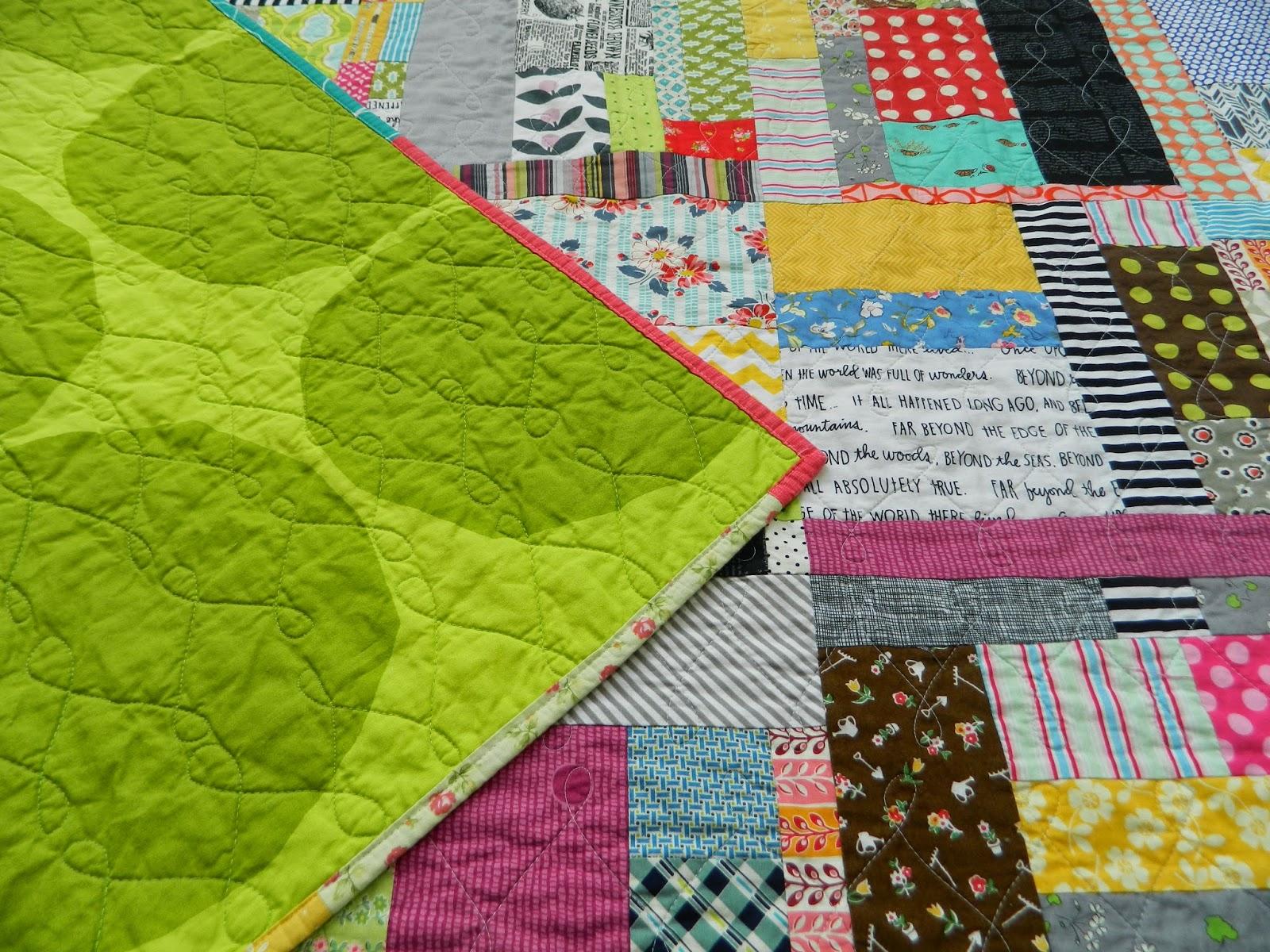 s.o.t.a.k handmade: scrap eater {a finished quilt} : marimekko quilt - Adamdwight.com