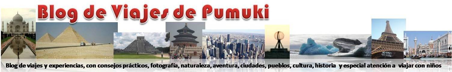 Blog de Viajes de Pumuki