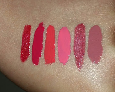 Anastasia Beverly Hills Lip Gloss Review and Swatches