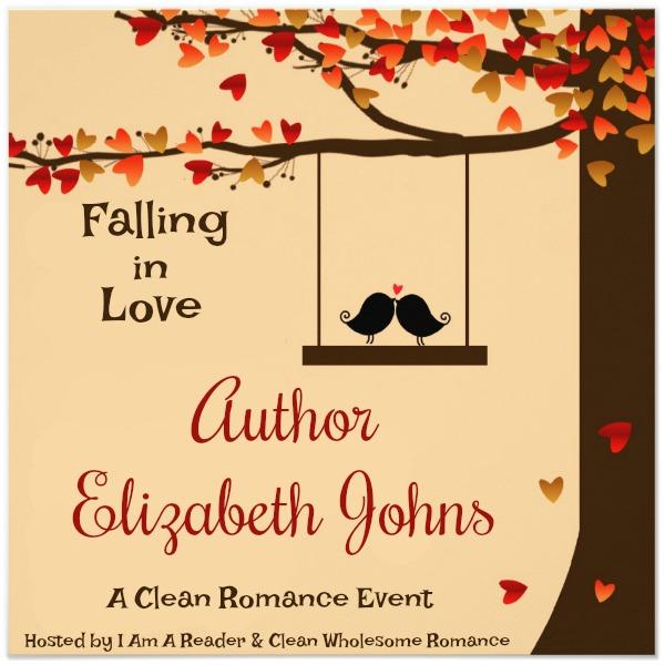 Falling in Love featuring Elizabeth Johns – 3 September