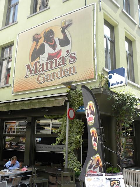 Mama's Garden Antwerpen