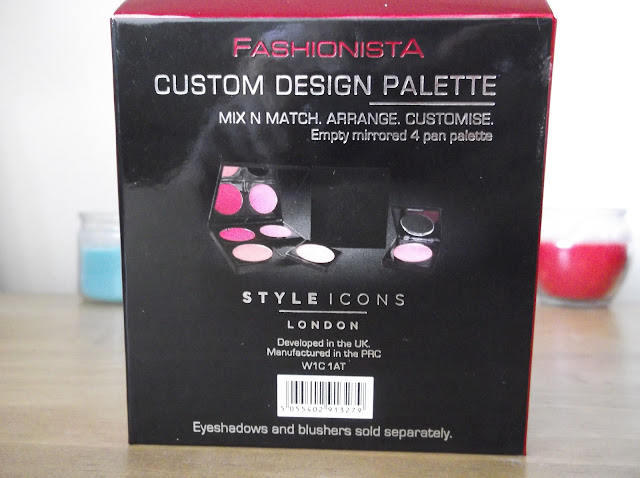 fashionista blush palette