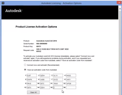 autodesk robot 2017 serial number