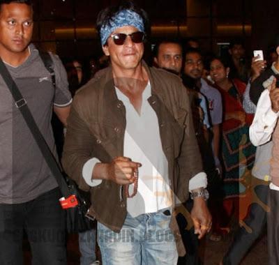 Terbang; Shahrukh Khan Mahu Tunai Ibadah Haji? | Nakhoda Nurani