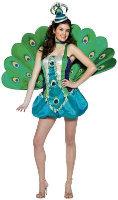peacock gal teen costume - Popular Tween Halloween Costumes