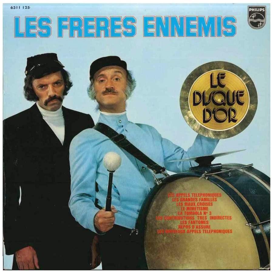Les Frères ennemis