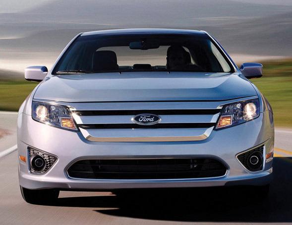 INMETRO 2012: carros mais econômicos do Brasil - Ford Fusion Híbrido