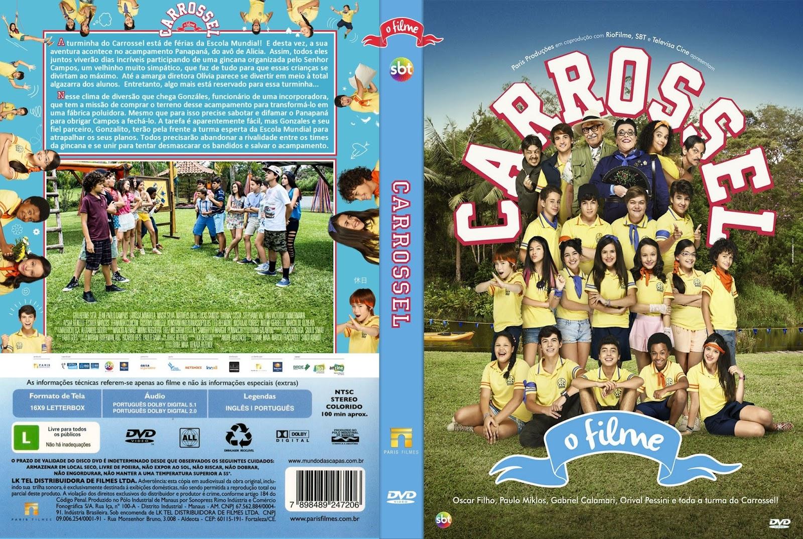 Download Carrossel O Filme HDRip XviD Nacional Carrossel 2B  2BO 2BFilme 2Bcapa 2Bdvd