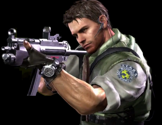 Chris Redfield - S.T.A.R.S  Chris_Redfield_by_Cheli_chan
