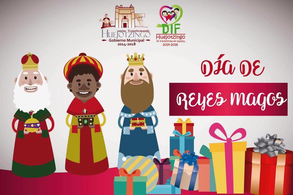 Ven a Huejotzingo este sábado 7 de enero