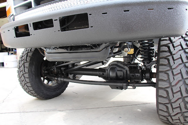 CJC Off Road Blog: Update to Our 1997 OBS F350 Carli ...