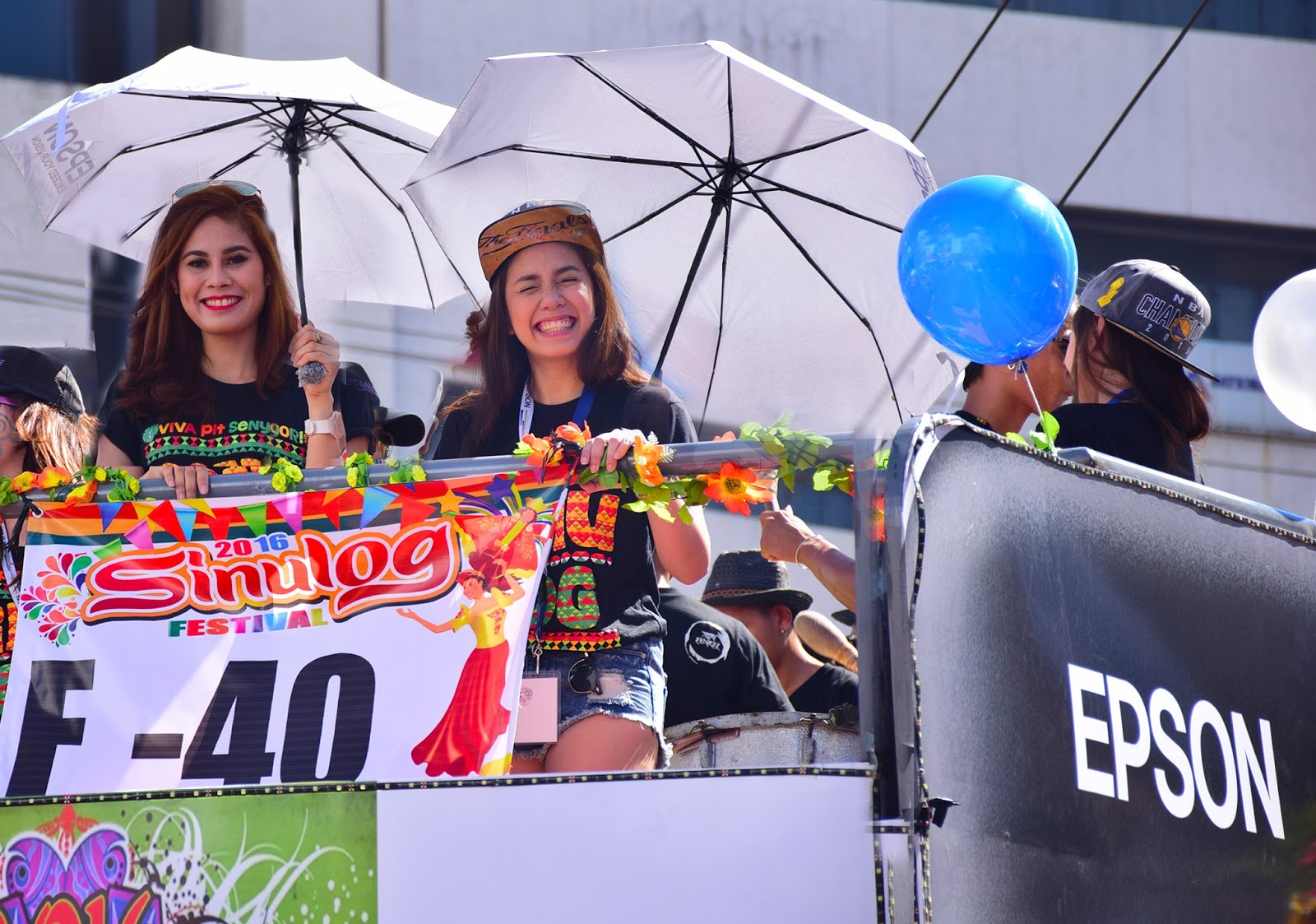 Epson Philippines Strengthens Commitment in Cebu through Sinulog Festival