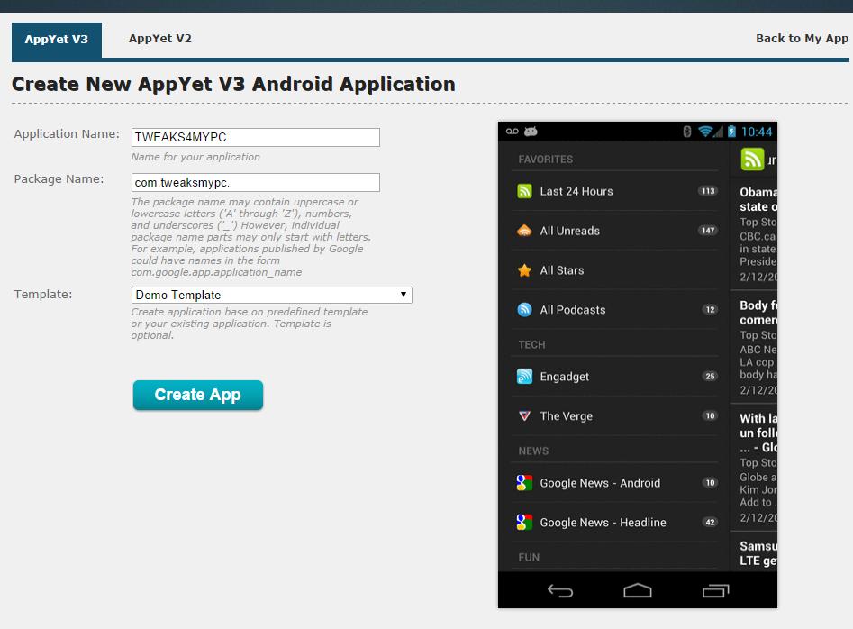 AppYet V3