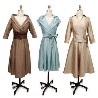 fotos de vestidos de seda