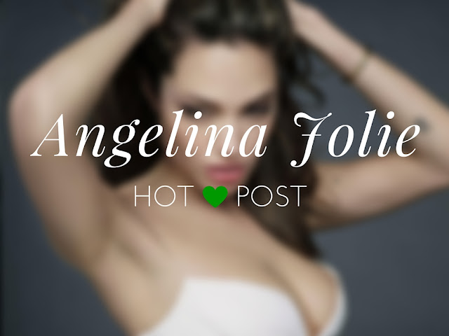 Angelina Jolie Hot Post
